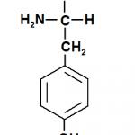 チロシンの構造